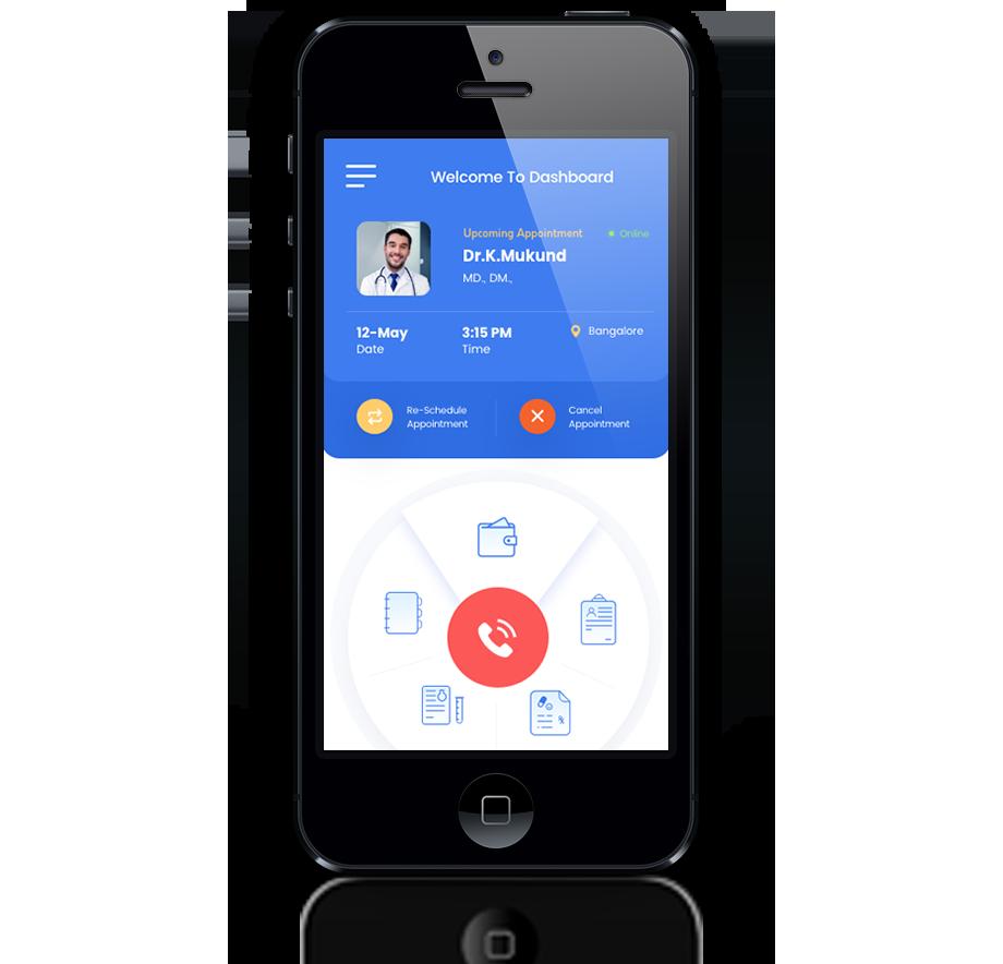Healthcare Mobile App Development company bangalore